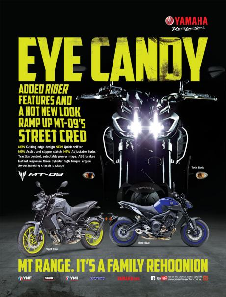 MT-09 - Eye Candy